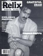 Relix  Dec 1,1984 Magazine