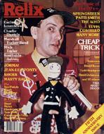Relix  Feb 1,1980 Magazine