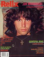 Relix  Jun 1,1981 Magazine