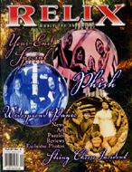 Relix Magazine December 2000 Magazine
