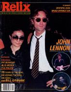 Relix Magazine February 1981 Magazine