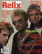 Relix Magazine February 1984 Magazine