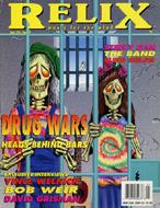 Relix Magazine February 1994 Magazine
