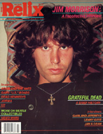 Relix Magazine June 1981 Magazine
