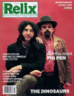 Relix Vol. 10 No. 1 Magazine