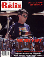 Relix Vol. 15 No. 1 Magazine