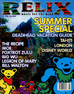 Relix Vol. 26 No. 3 Magazine