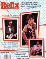 Relix Vol. 7 No. 4 Magazine
