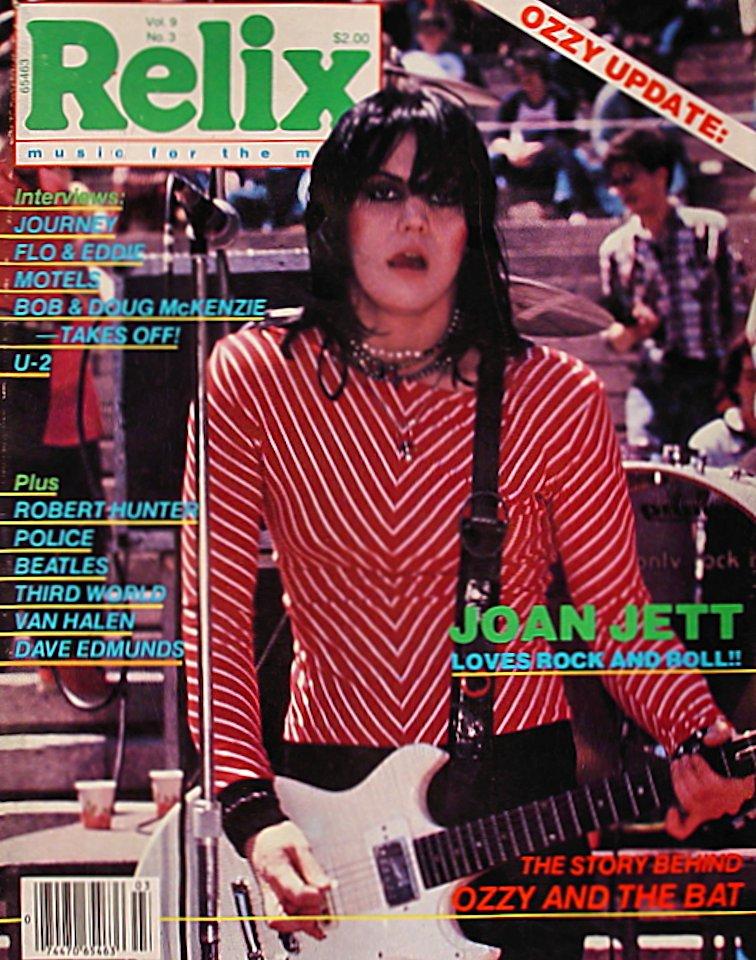 Relix Vol. 9 No. 3 Magazine