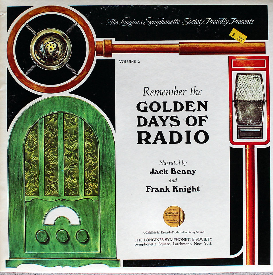 Remember The Golden Days Of Radio Volume 2 Vinyl 12""