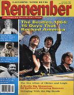 Remember Vol.1 No. 1 Magazine