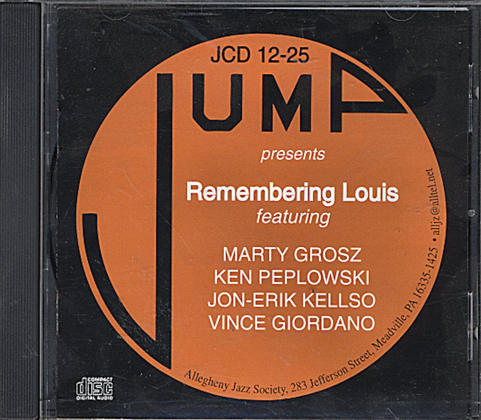 Remembering Louis CD