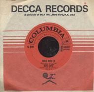 "Remo Capra Vinyl 7"" (Used)"