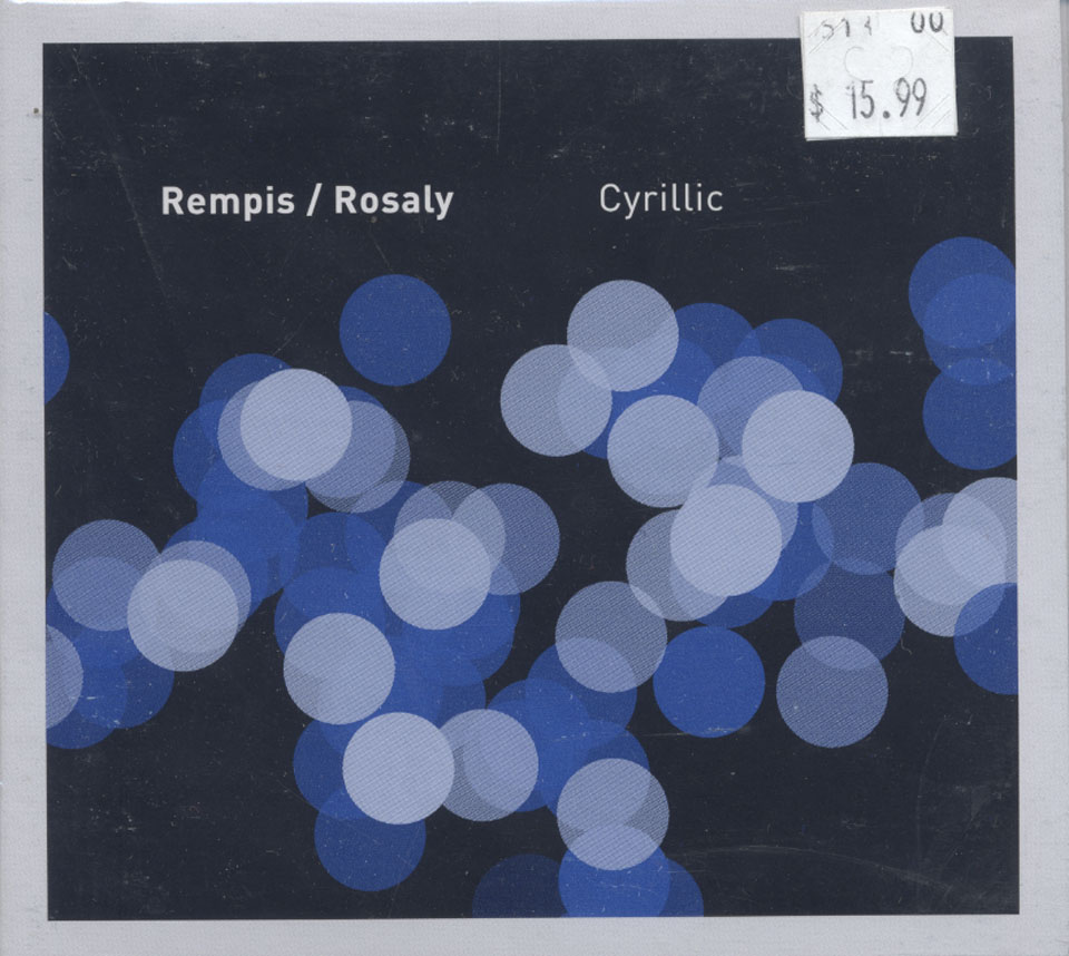 Rempis / Rosaly CD
