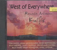 Renata Artman Knific CD