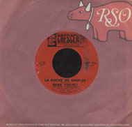 """Rene Touzet His Piano & Orchestra Vinyl 7"""" (Used)"""