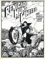 Renegade Nuns On Wheels Comic Book