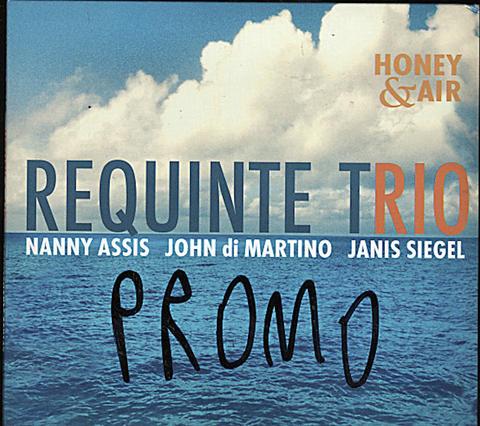 Requinte Trio CD