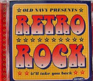 Retro Rock CD