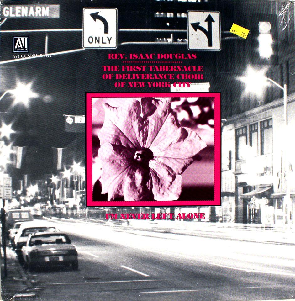 """Rev. Isaac Douglas Vinyl 12"""" (New)"""