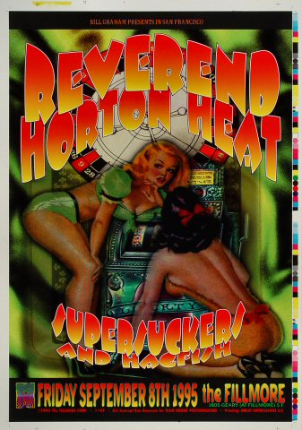 Reverend Horton Heat Proof