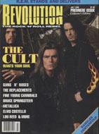 Revolution Magazine July 1989 Magazine