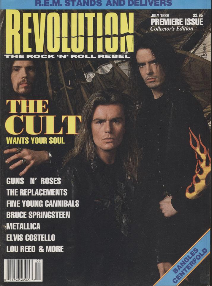 Revolution Vol. 1 No. 1