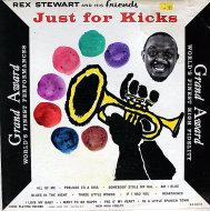"Rex Stewart And His Friends Vinyl 12"" (Used)"