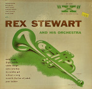 """Rex Stewart And His Orchestra Vinyl 10"""" (Used)"""