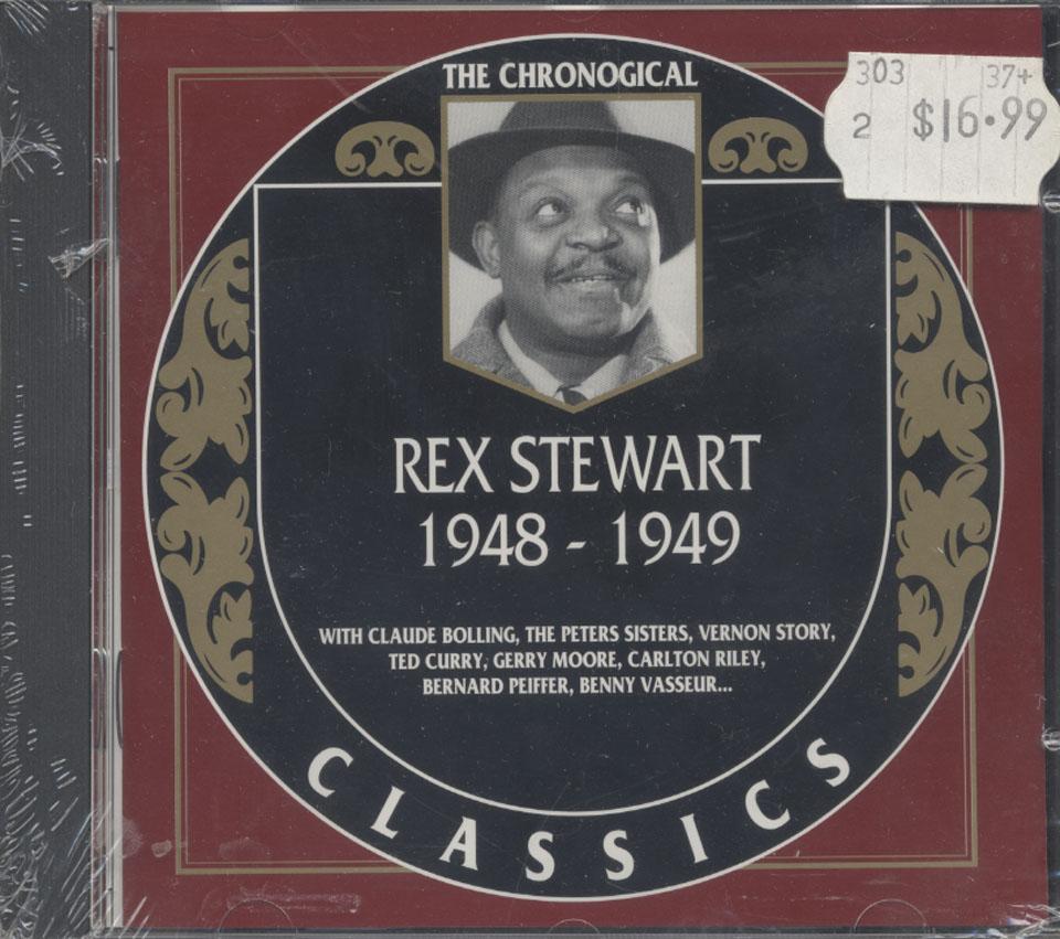 Rex Stewart CD