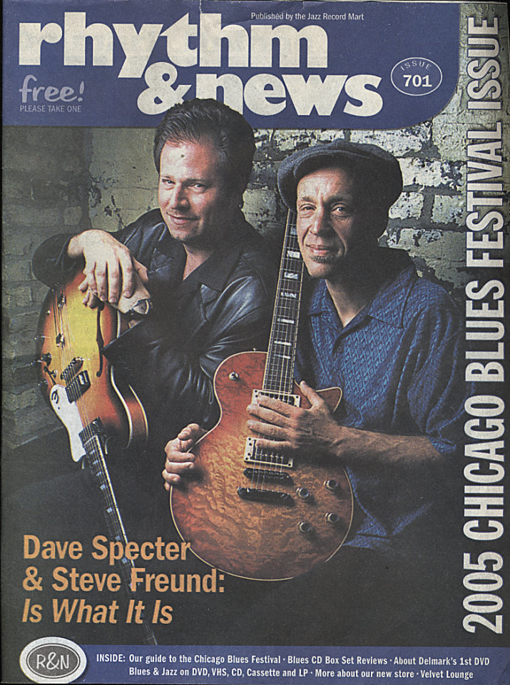 Rhythm & News Issue 701