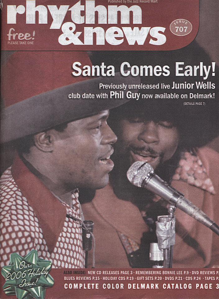 Rhythm & News Issue 707