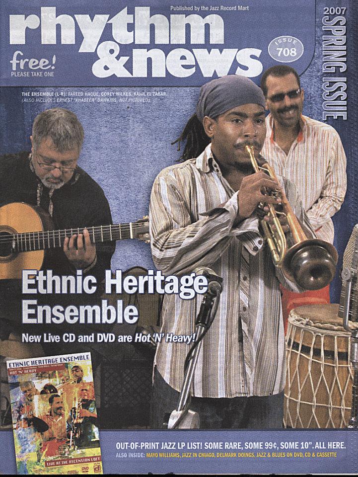 Rhythm & News Issue 708