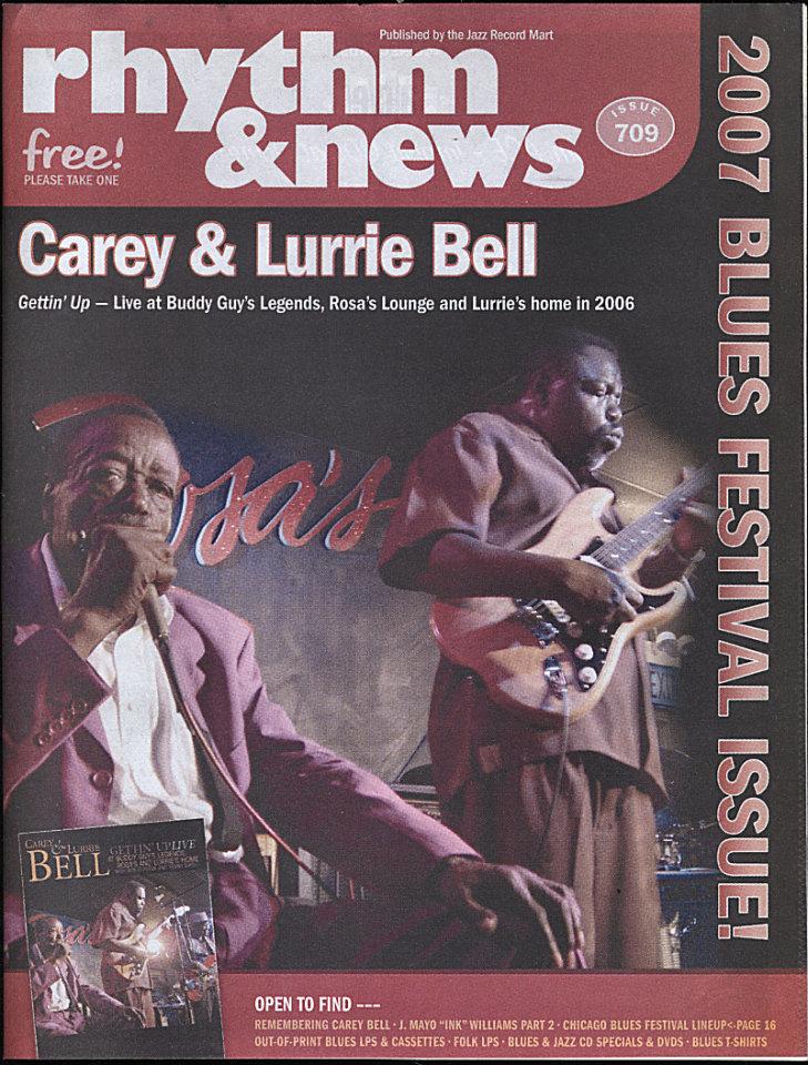 Rhythm & News Issue 709