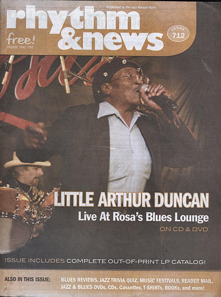 Rhythm & News Issue 712