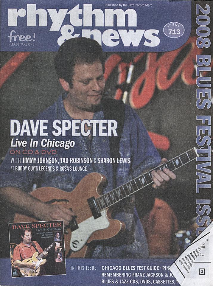 Rhythm & News Issue 713