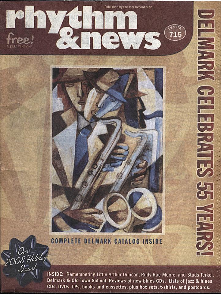 Rhythm & News Issue 715