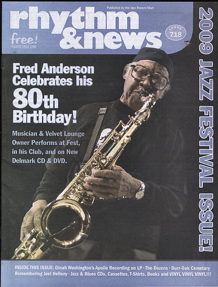 Rhythm & News Issue 718