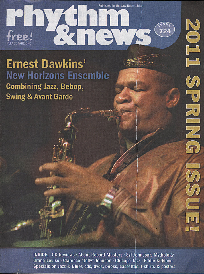 Rhythm & News Issue 724