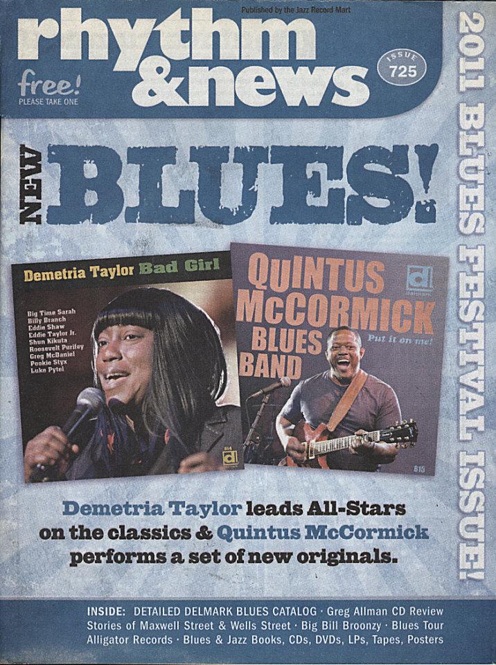 Rhythm & News Issue 725
