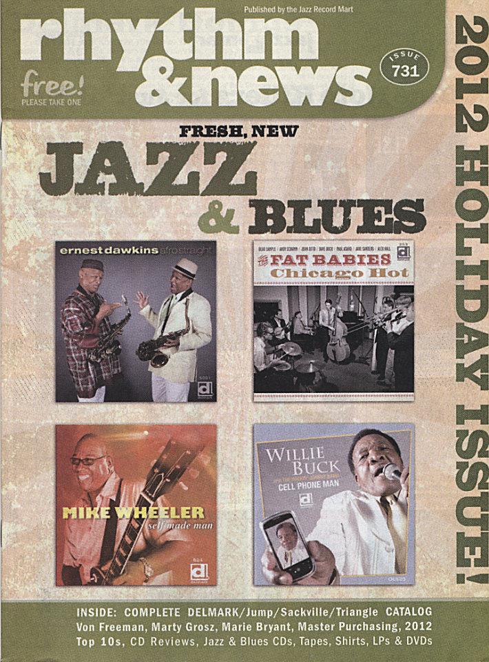 Rhythm & News Issue 731