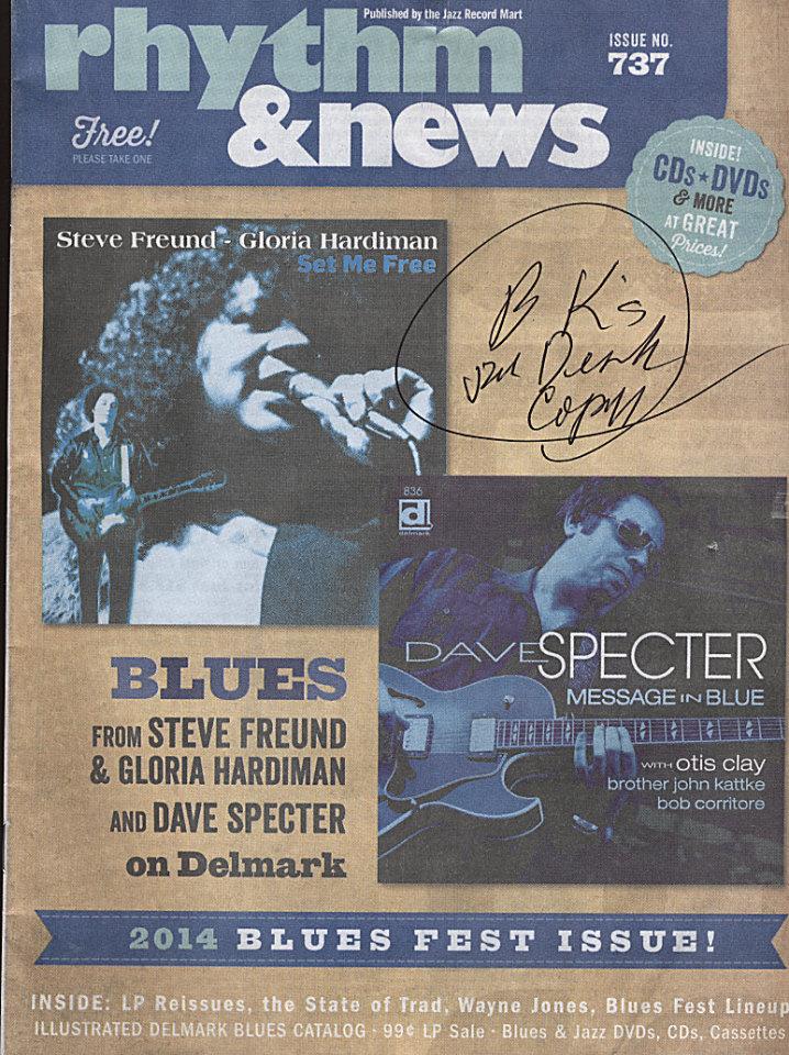Rhythm & News Issue 737