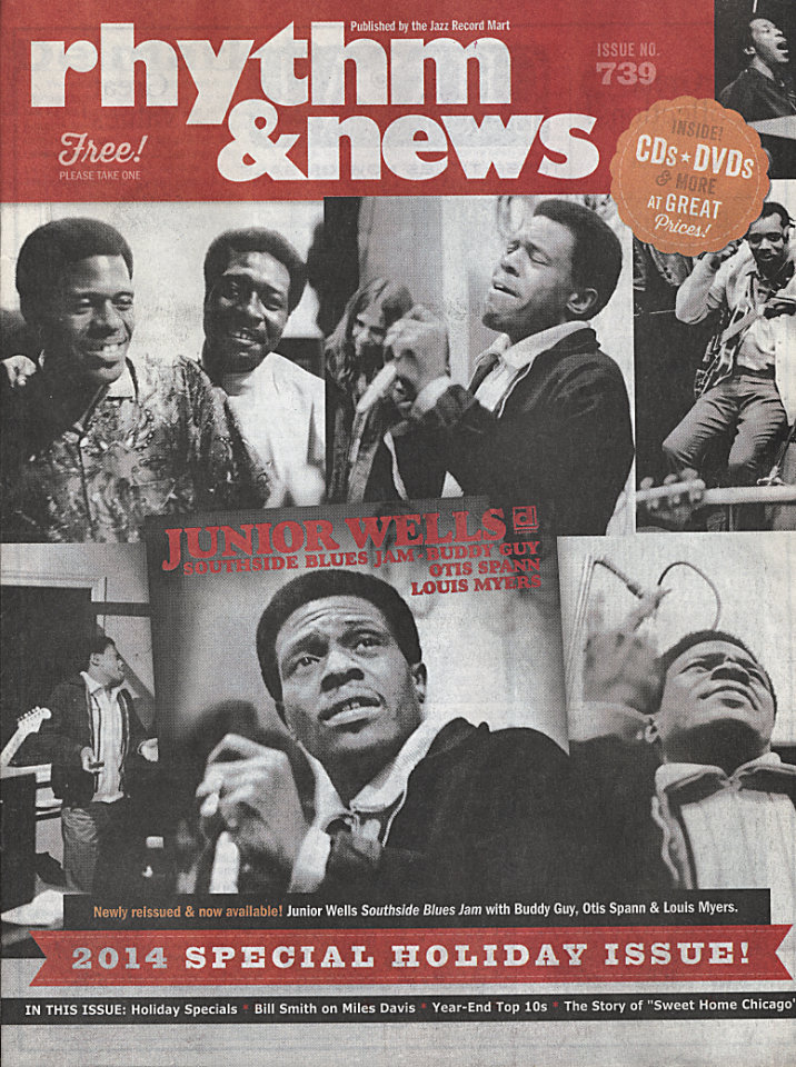 Rhythm & News Issue 739