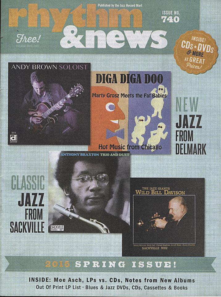 Rhythm & News Issue 740