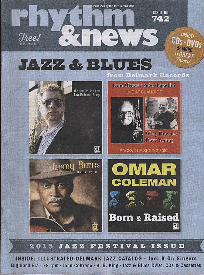 Rhythm & News Issue 742