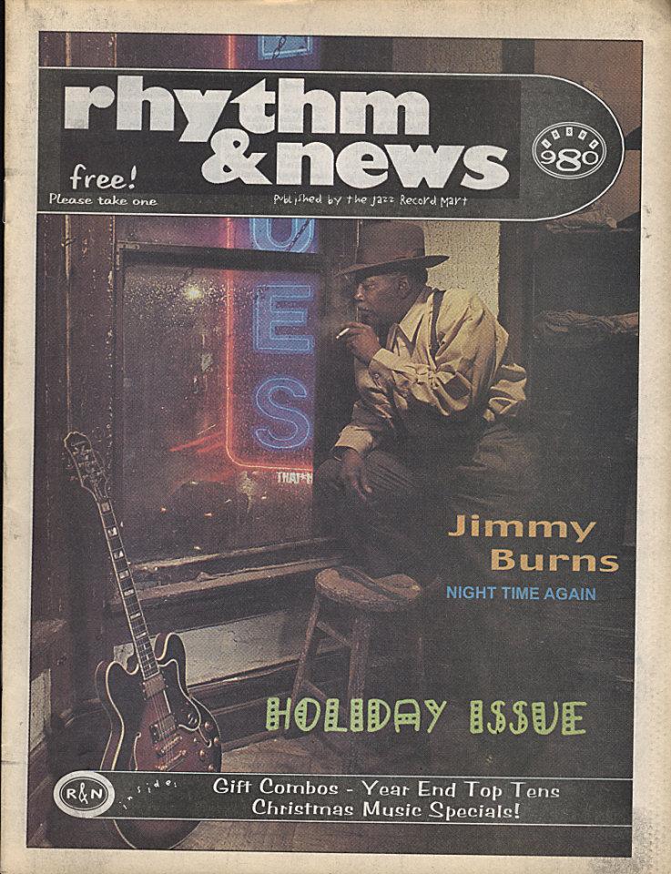 Rhythm & News Issue 980