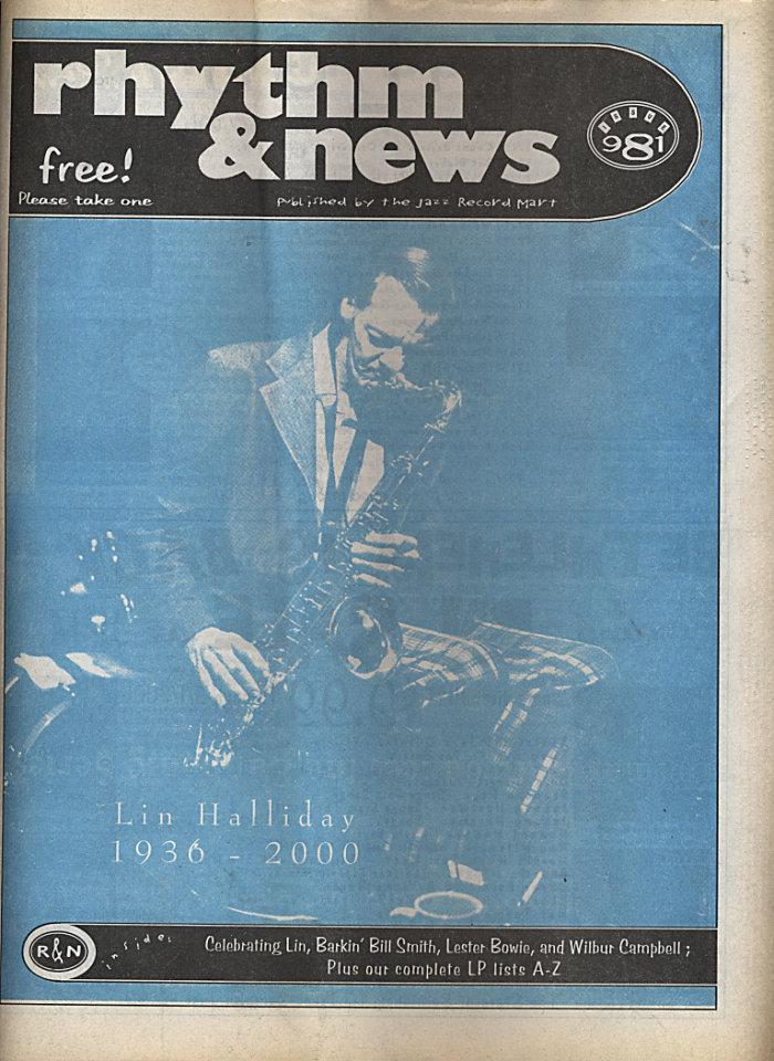 Rhythm & News Issue 981