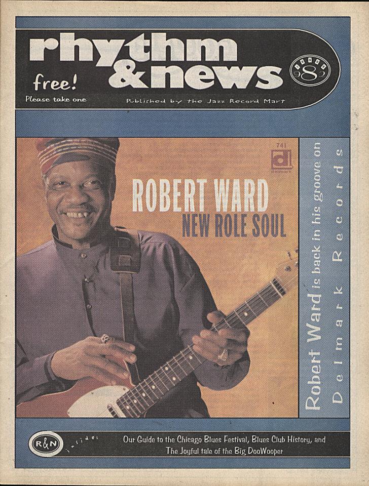 Rhythm & News Issue 982