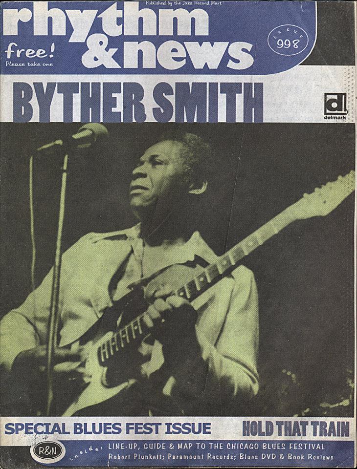 Rhythm & News Issue 998