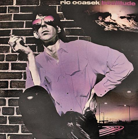 "Ric Ocasek Vinyl 12"" (Used)"